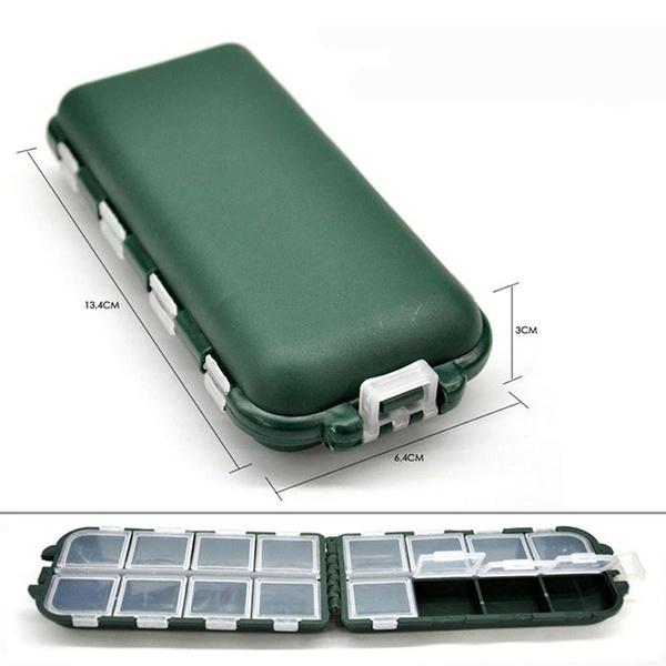 Box, case, fishinglurebaitbox, Waterproof