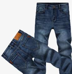 Blues, Plus Size, pants, stretch