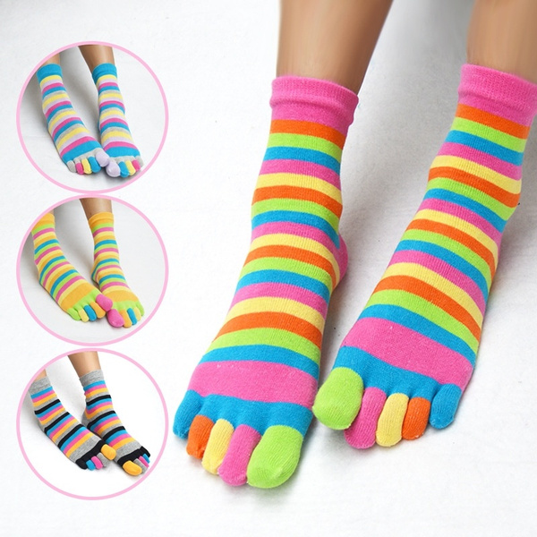 cartoonsock, womensock, Colorful, Sports & Outdoors