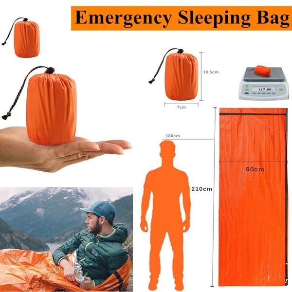 sleepingbag, survivalcampingbag, camping, Waterproof