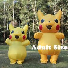 Funny, Cosplay, Halloween Costume, Pikachu