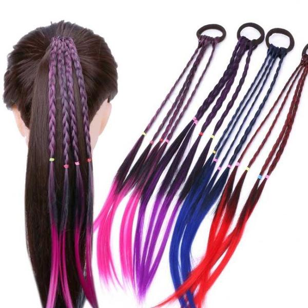 hairstyle, Elastic, headwear, rubberband
