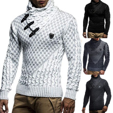 knitted, Fashion, menswintersweater, Winter