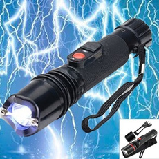 Flashlight, electricshockflashlight, highvoltageelectricstick, rechargeableflashlight