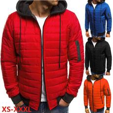 men coat, Plus Size, slim, Jackets for men