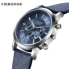 Fashion, quartz, Casual Watches, Waterproof