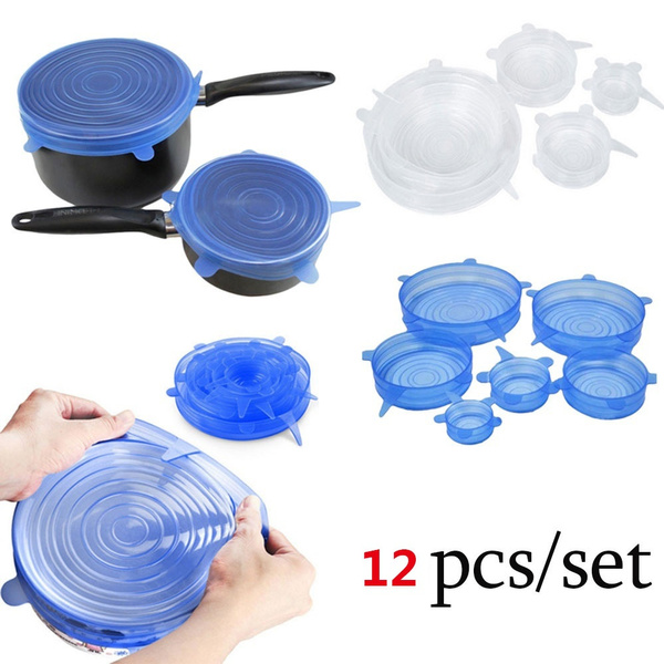 lid, siliconestretchlid, Pot, Cover