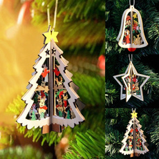 3dpendant, party, Decor, Christmas