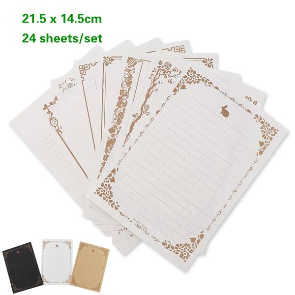 linewritingpaper, writingpaper, Vintage, blankpaper