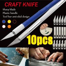 craftknife, carvingknife, manualmodelknife, Sculpture