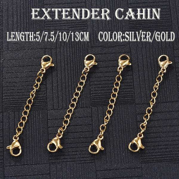 Steel, Jewelry, Chain, lobsterclasp