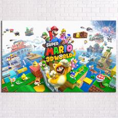 Video Games, Wall Art, Home Decor, cartoonwallsticker