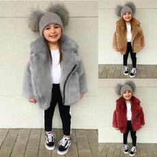girlswintercoat, cute, Mode, fur