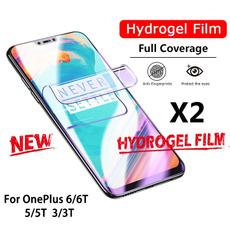 Screen Protectors, oneplus6thydrogelfilm, oneplusscreenprotector, oneplus3t