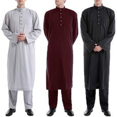 Plus Size, longtop, Vintage, Muslim