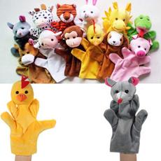 Plush Toys, animalhandpuppet, fingertoy, Toy
