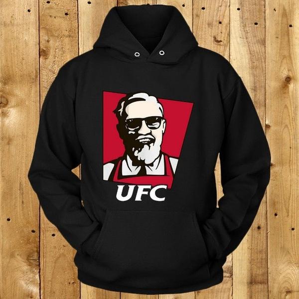 Mens Conor Mcgregor Cotton Fashion Hoodied Sweatshirt