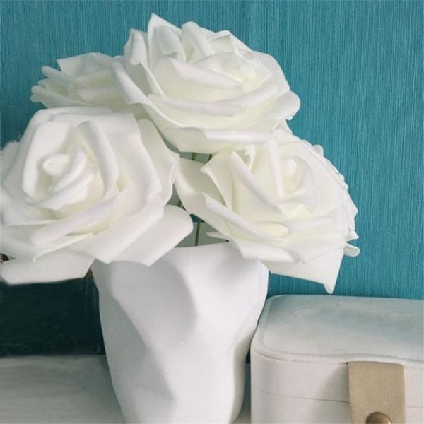 foamrose, Home Decor, Wedding Accessories, Bride