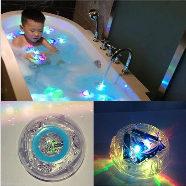 bathroomglowtoy, Bathroom, changingcolor, funnytoy