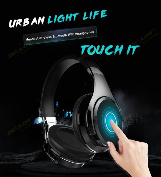 Headset, Earphone, Bass, bluetooth headphones