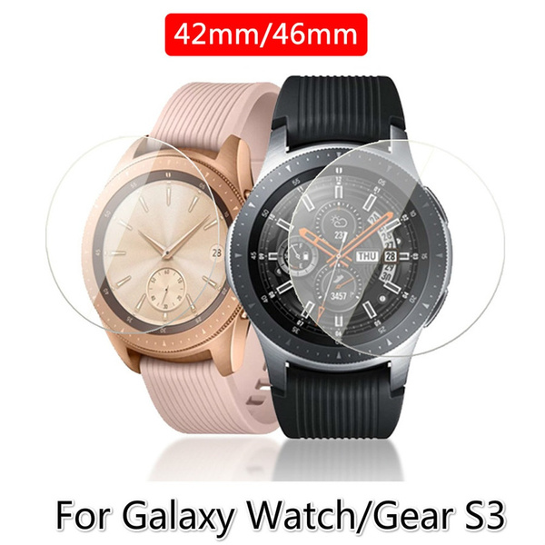 Screen Protectors, samsungwatch, Samsung, temperedgla