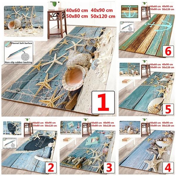 footpad, Home Decor, starfish, rugsforlivingroom