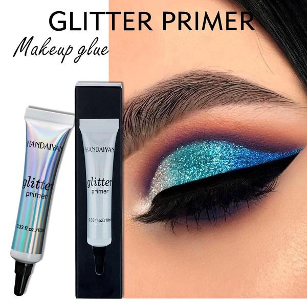 Eye Shadow, glitterprimer, eye, eyeshadowglue