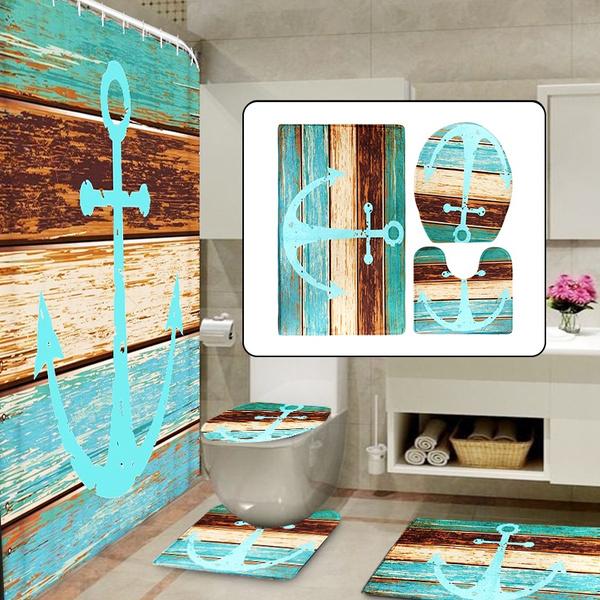 pedestalrug, toiletseatcover, Bath, decoration