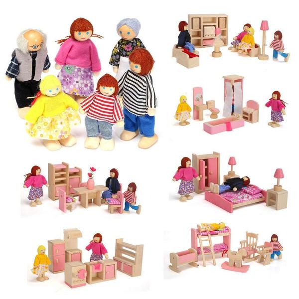 miniaturesfurniture, dollsampaccessorie, Family, miniaturedollshouse