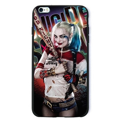 Harley Quinn Tpu Phone Case Soft Silicone Suicide Squad Shell Phone Cover for Iphone 6 6s 7 8 Plus X Fundas Coque Carcasa Capinha | Wish