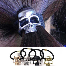 Goth, Skeleton, Metal, hairrope