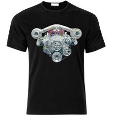 Mens T Shirt, springtshirt, Slim T-shirt, shelby