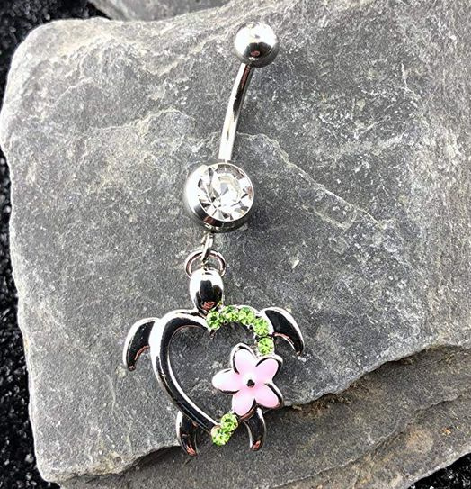 Turtle, Steel, Girlfriend Gift, Flowers