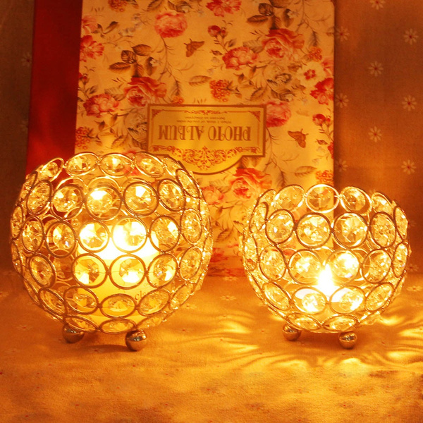 Home Decor, candleholderball, Hollow, decoration
