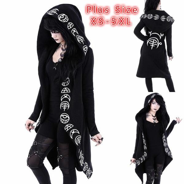 Goth, Fashion, Cosplay, coatsampjacket