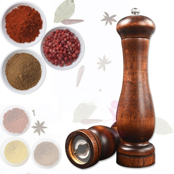 spicemill, peppergrinder, Ceramic, saltandpeppershaker