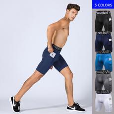 runningshort, Shorts, Elastic, Fitness
