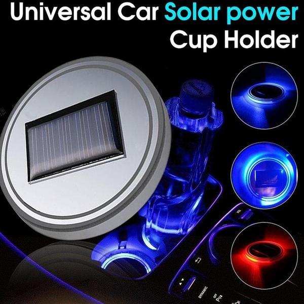 ledcarcupholder, universalcarlamp, led, caratmospherelamp