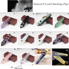 crystalhealing, quartz, tobacco, Crystal