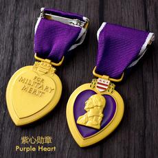 purpleheart, medalofhonor, medalofhonoraward, usbadgeholder