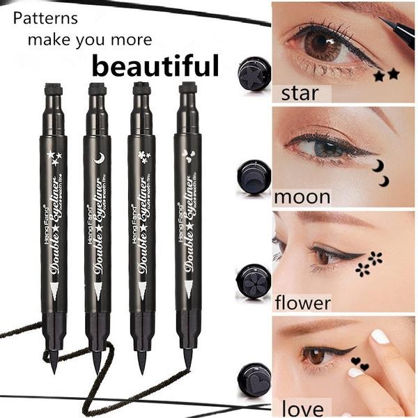 Makeup Tools, Head, liquideyeliner, eye
