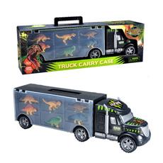 Dinosaur, Toy, Truck, megatoybrand