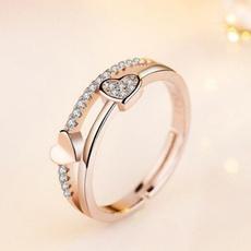 Couple Rings, Heart, Designers, Women Ring