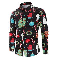 Funny, Fashion, 3dshirt, Christmas