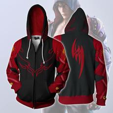 3D hoodies, Casual Hoodie, tekken, tekkenhoodie