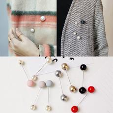 pearls, sweaterbrooch, elegantbrooch, Classics