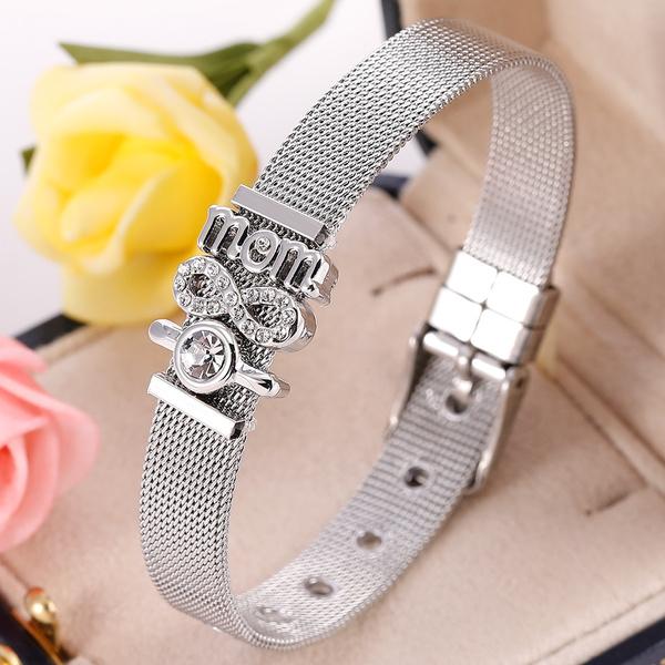 Charm Bracelet, Fashion, gold, Dress
