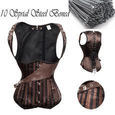 corset top, bustier top, Fashion, steelbonedwaistcincher