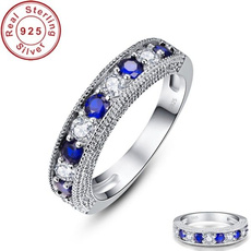 Blues, wedding ring, Gifts, Silver Ring