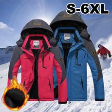 Hiking, Outdoor, Winter, coatsampjacket